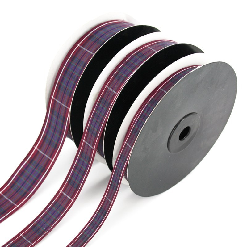 Pride of Scotland Tartan Ribbon (Sale Pack) in Pride of Scotland National