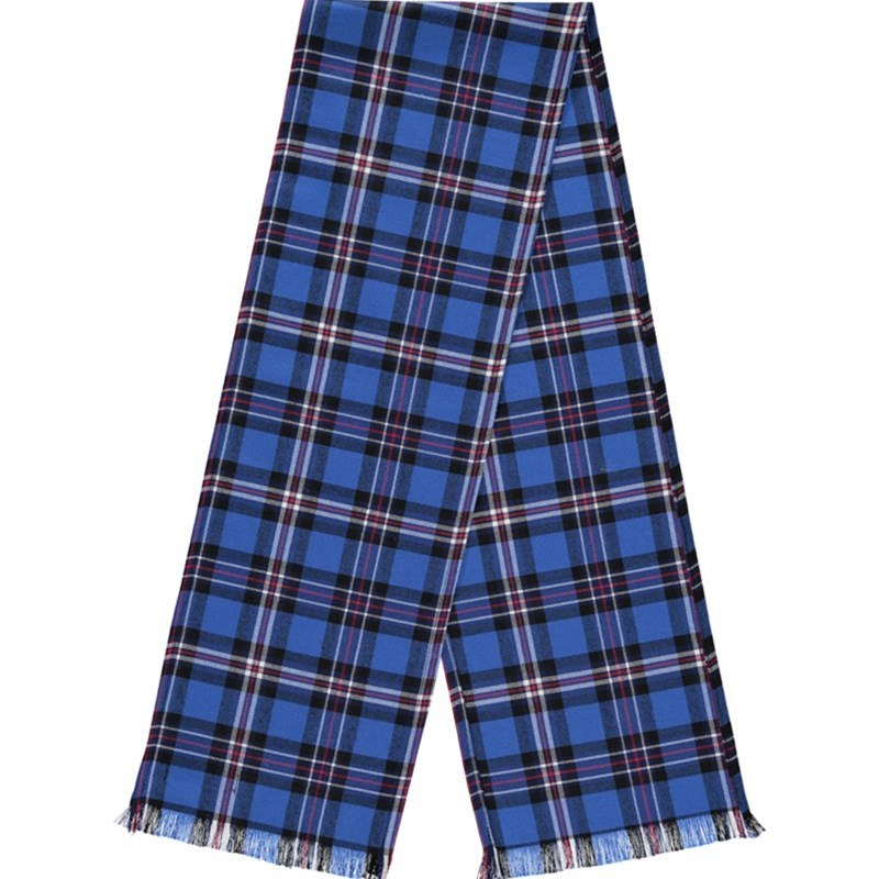 Rangers Football Club Tartan Bufanda