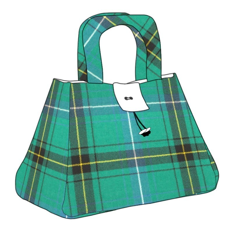 The Muckle Fantoosh Plaid Purse in Henderson Ancient