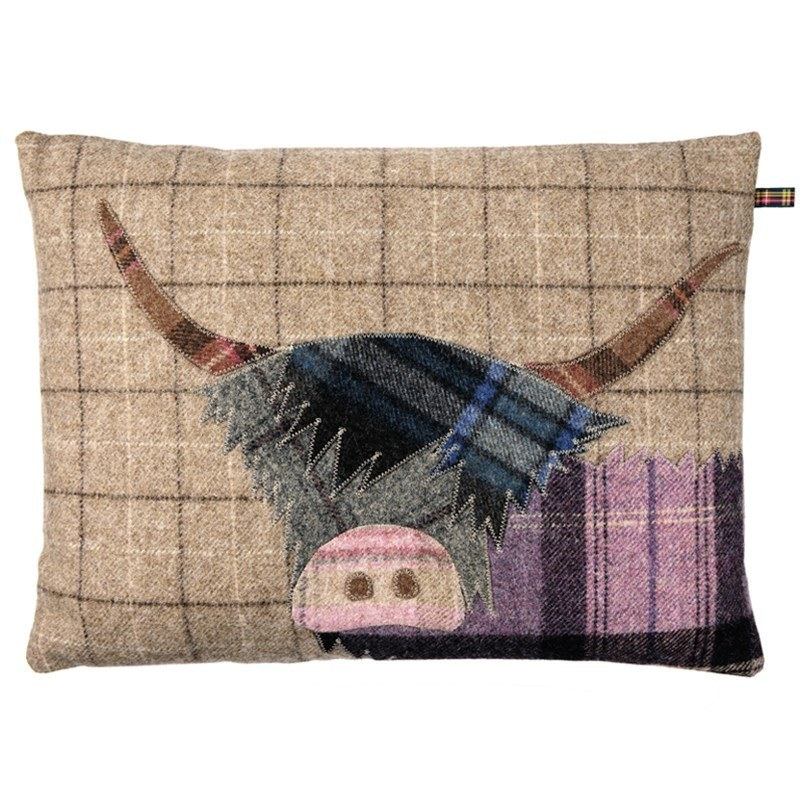 Highland Cow Cushions
