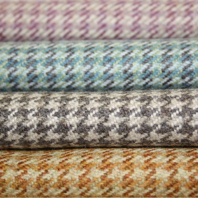 Collection de tissus tweed écossais Craigie Hill Made To Order