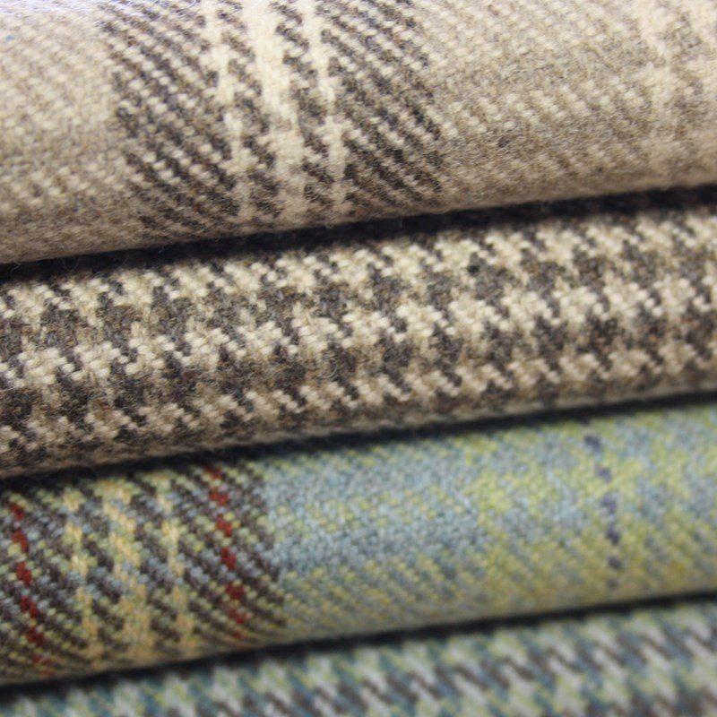 Craigie Hill Tweed Fabric woven in Scotland