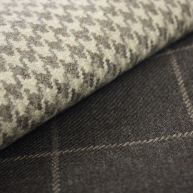 Sloane Square Scottish Tweed Fabric