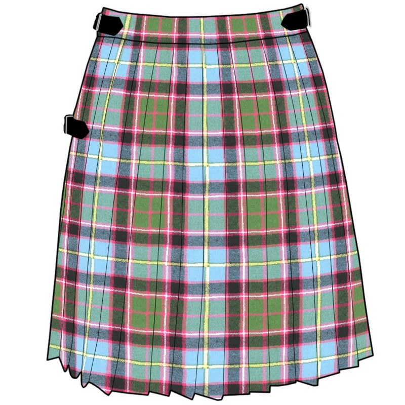 Tartan Mini Kilt in Stirling and Bannockburn