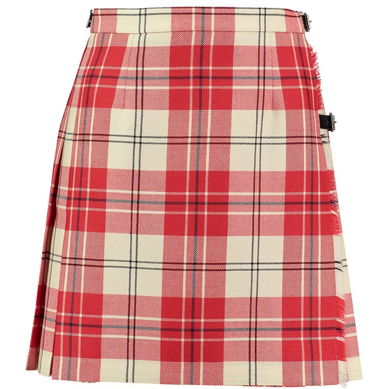 Mini Kilt in Arduaine Red BCH020