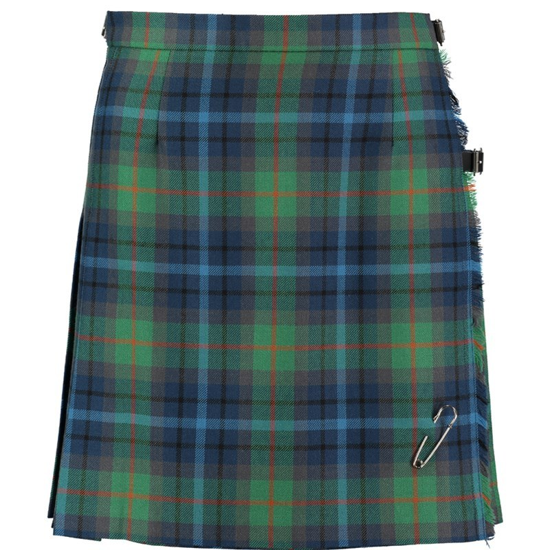 Tartan Mini Kilt in New York City