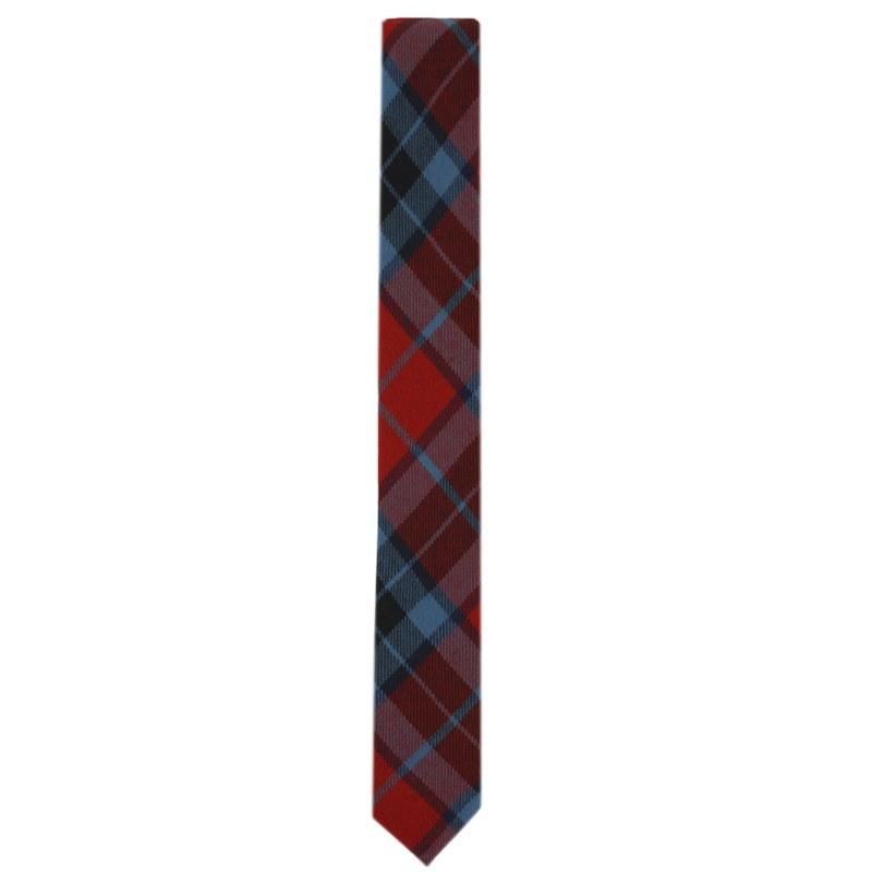 Thompson Red Tartan Tie