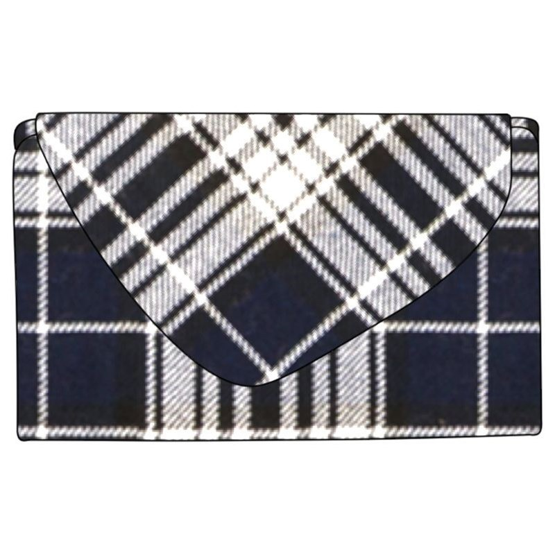 Tartan Purse in Napier Modern