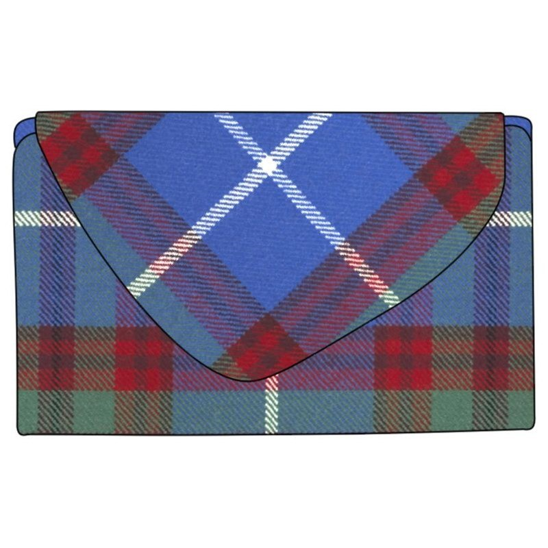 Tartan Purse in Edinburgh
