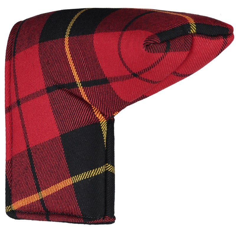 Plaid Golf Headcover - Putter