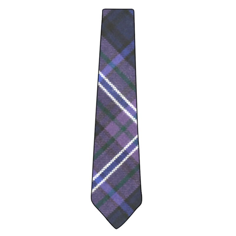 Wool Tartan Tie in Scotland Forever