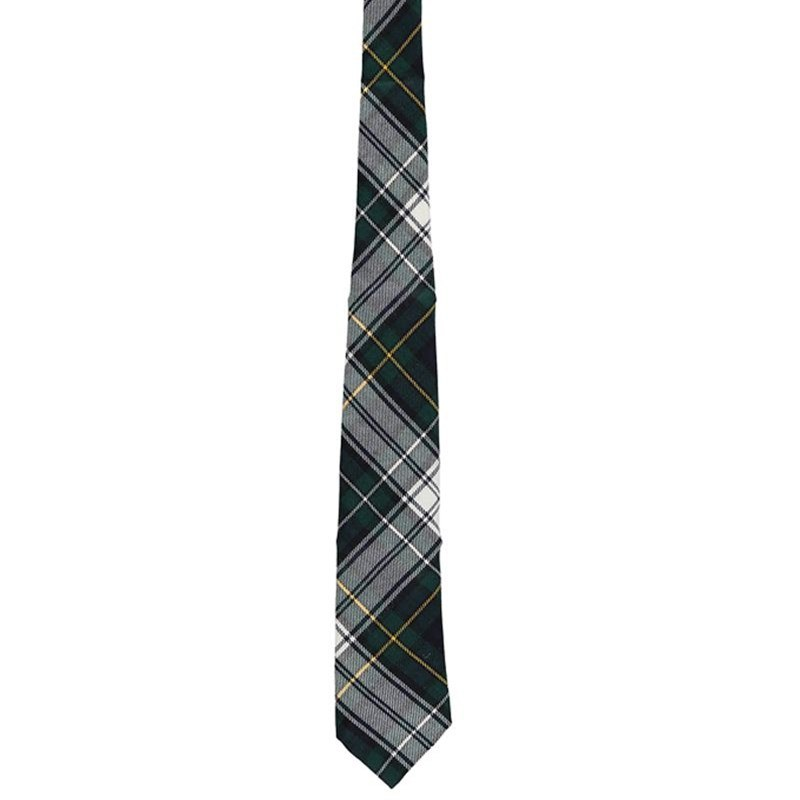 Wool Tartan Tie in Campbell Dress Modern