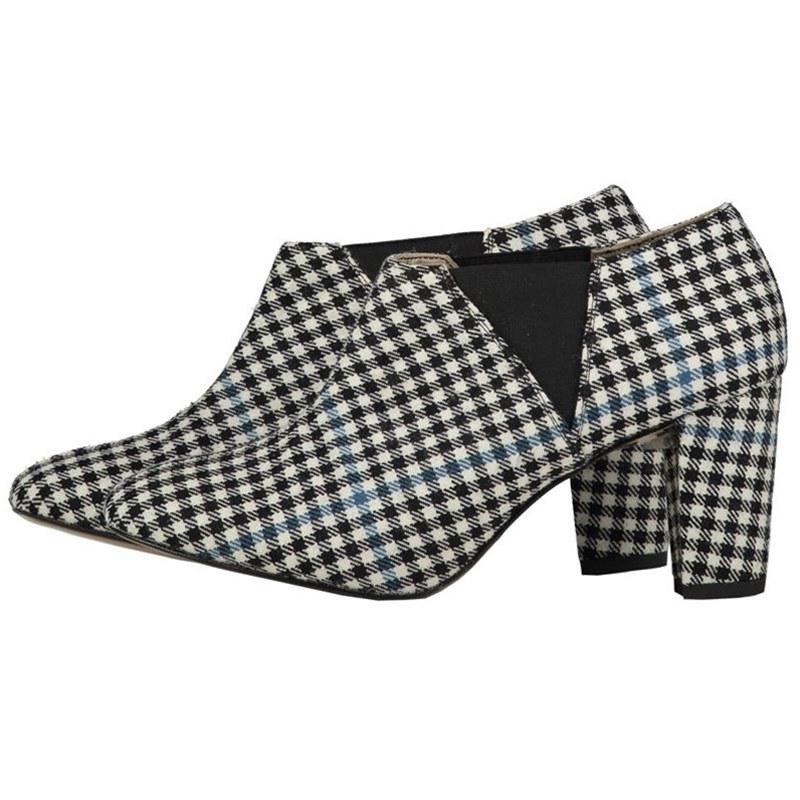 Buccleuch Tartan Boots