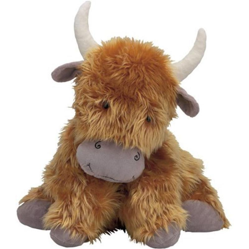Truffles the Highland Cow