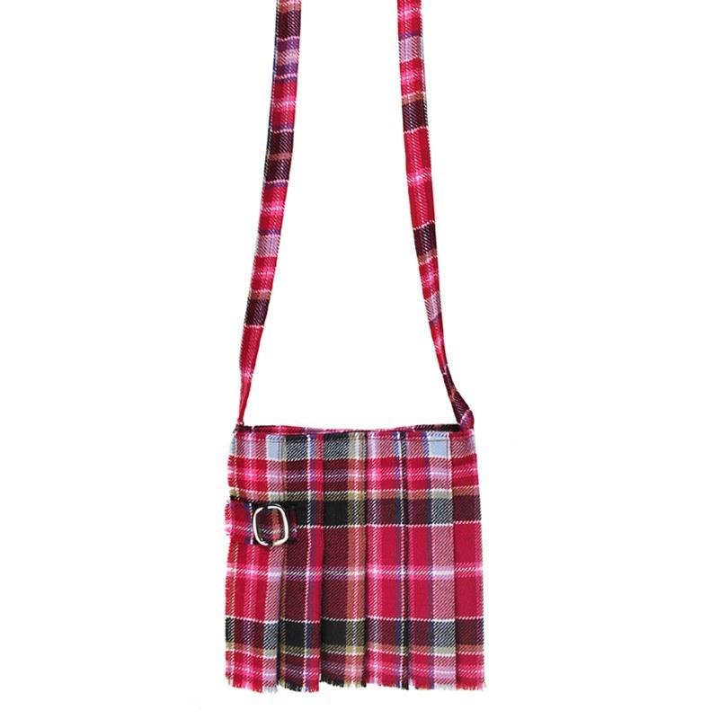 Aberdeen Small Tartan Kilt Bag