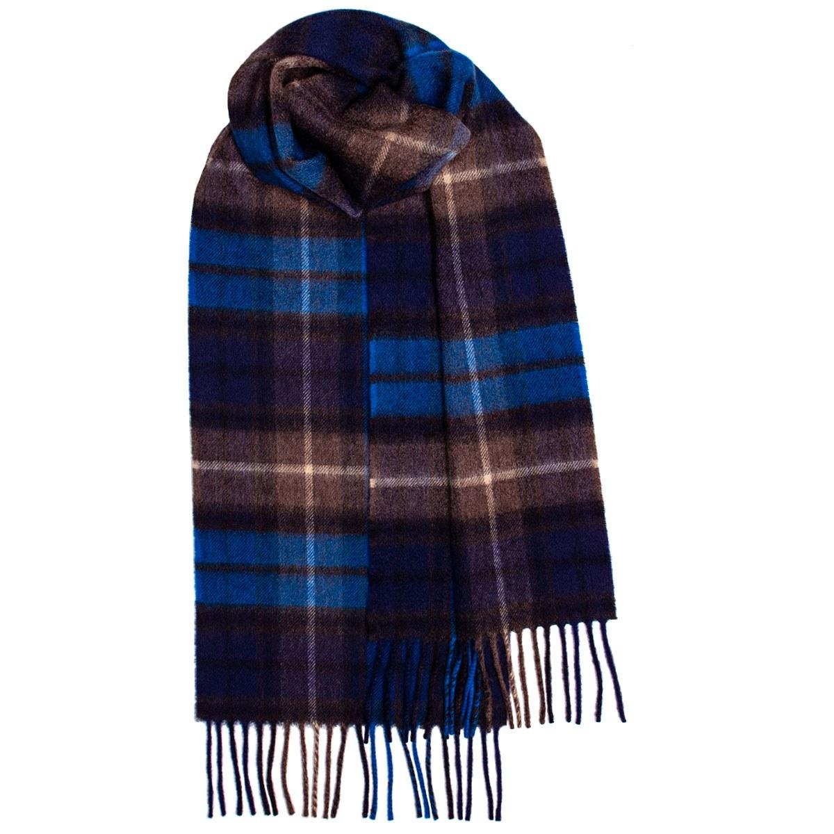 Mini Edinburgh 100/% Cachemire Foulard Stewart Dress Tartan