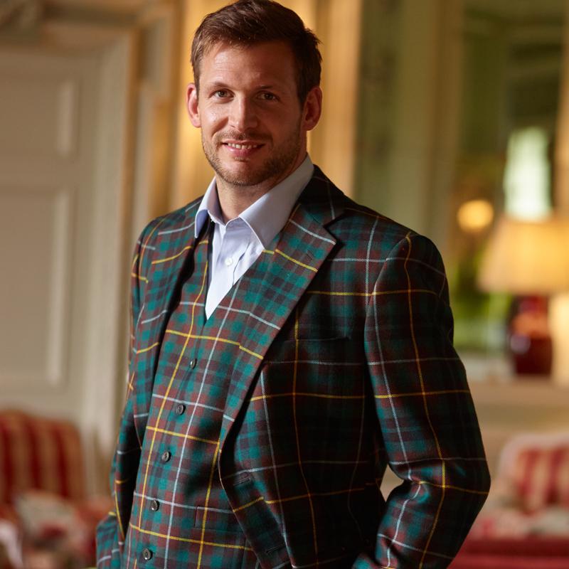 Buchanan Hunting Jacket Waistcoat