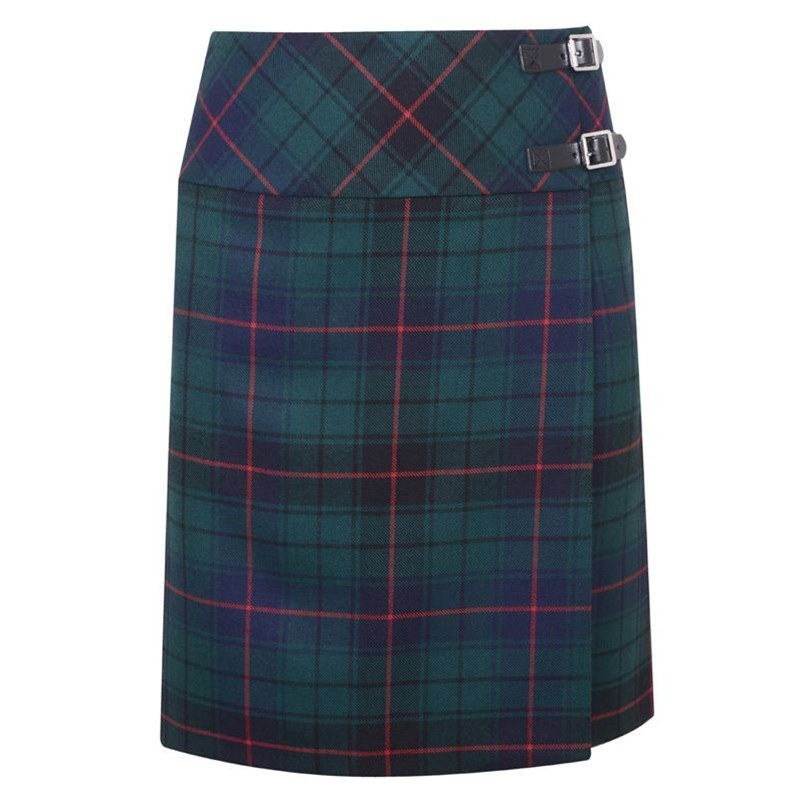 Celtic Wrap Tartan Skirt