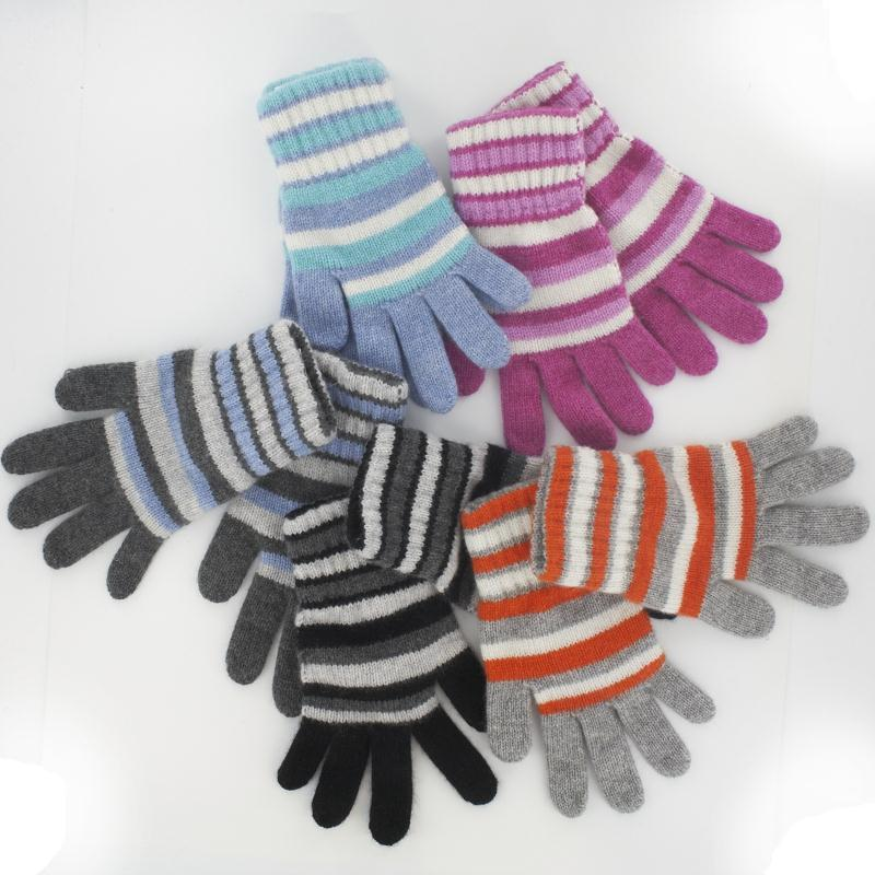 Children's Cashmere Gloves