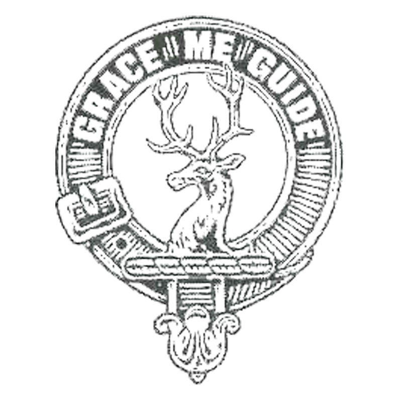 Clan Crest Badge in Forbes Clan Crest