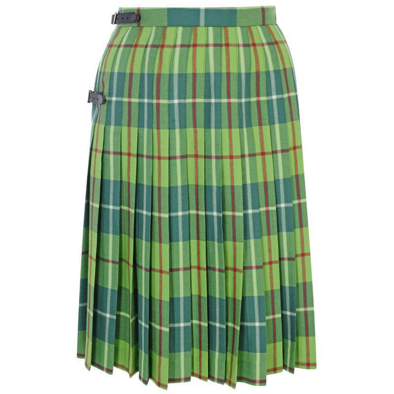Galloway Hunting Ancient Tartan Kilted Skirt