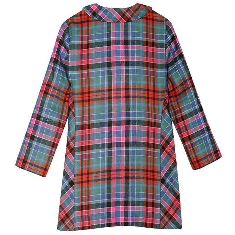 Gordon Red Ancient Girls Tartan Jacket
