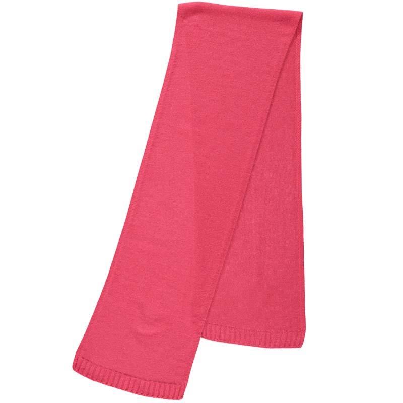 Infra Pink Cashmere Scarf