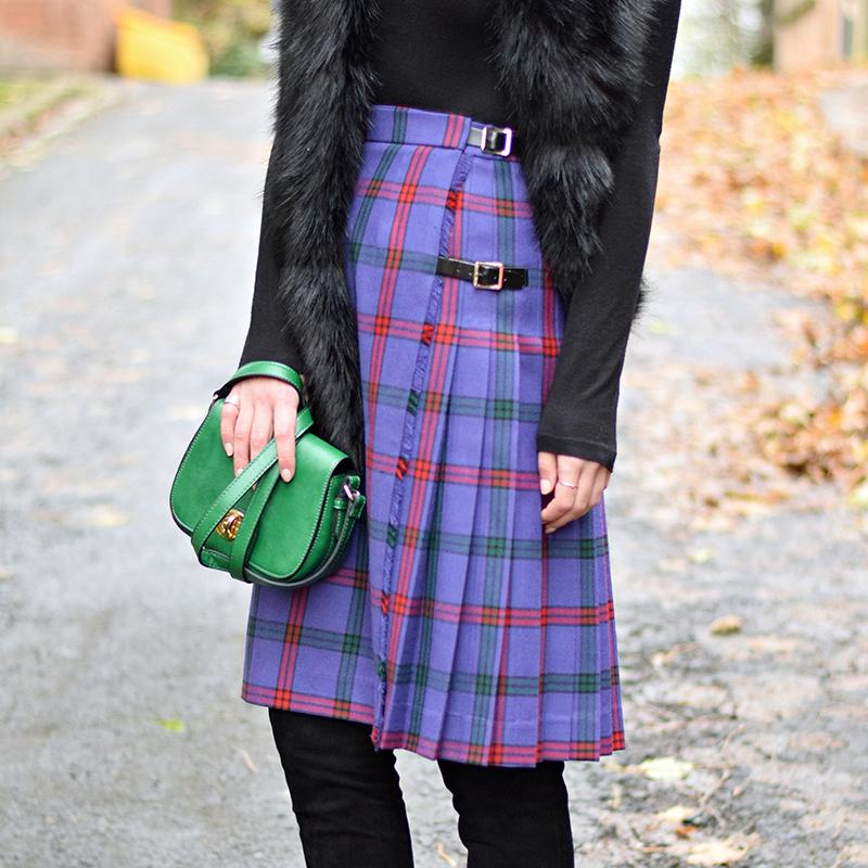 Kilted_Tartan_Skirt_Montgomery_Modern