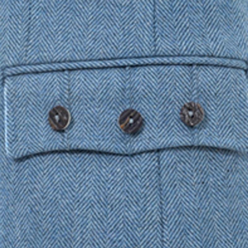 Lovat Argyll Jacket Pocket