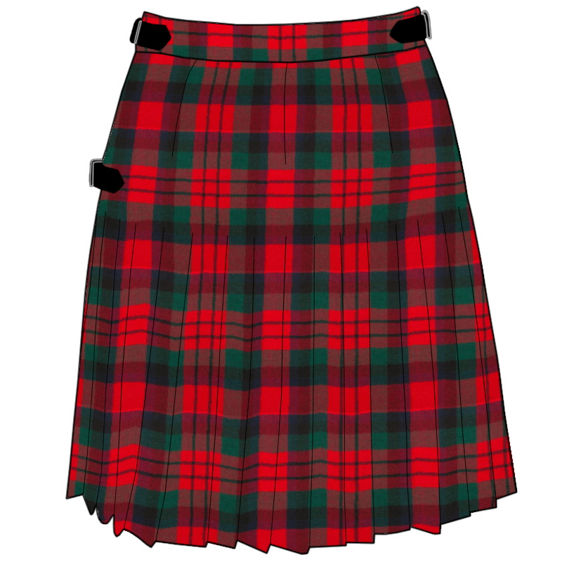 Mini Kilt in MacDuff Modern