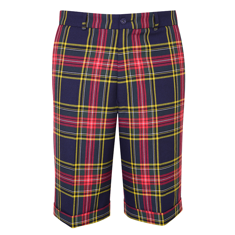 Men's Tartan Shorts Made To Order