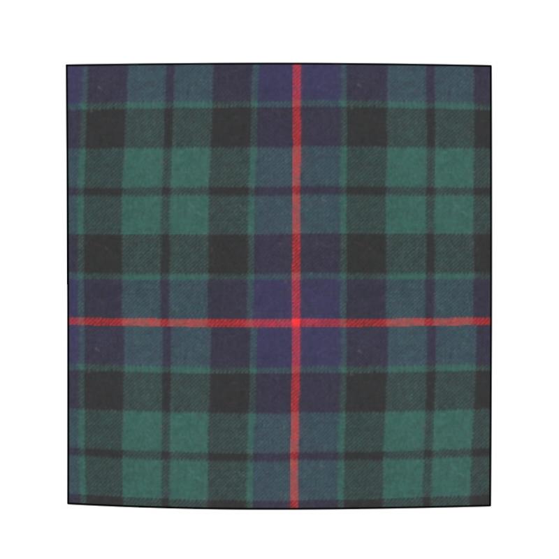 Tartan Plaid Pocket Square~Red~Black~Yellow~Wedding Accessory~Anniversary Gift~Preppy Gift~Christmas Pocket Square~Mens Pocket Square
