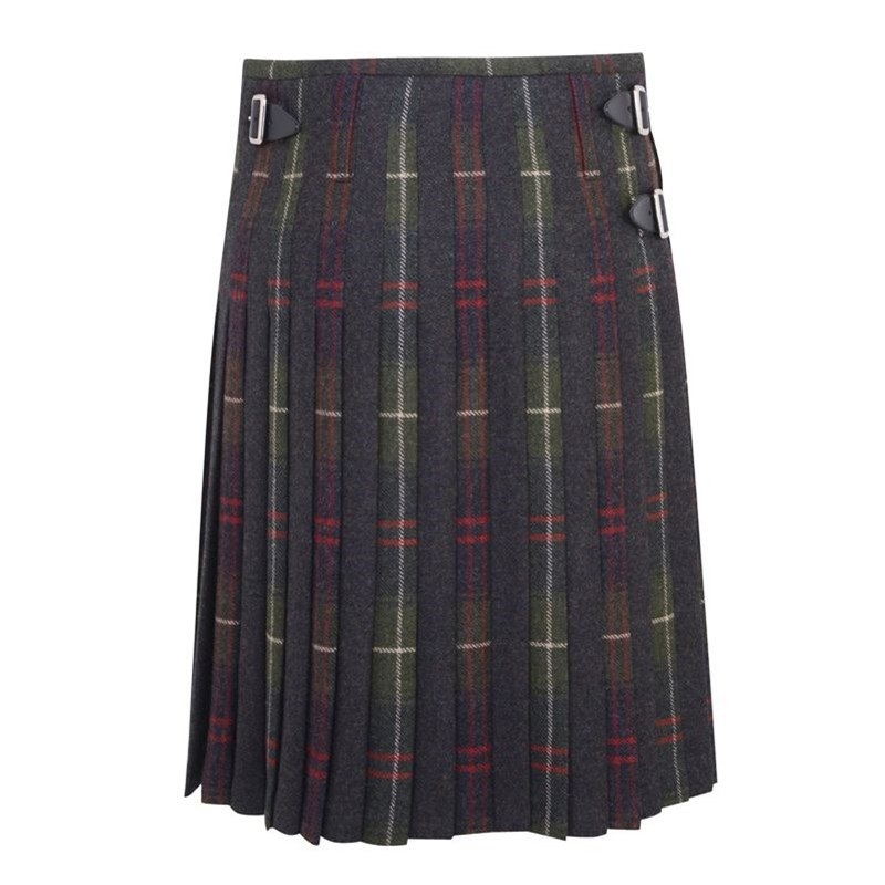 Patriot Talla Tartan Alternate Pleat Kilt