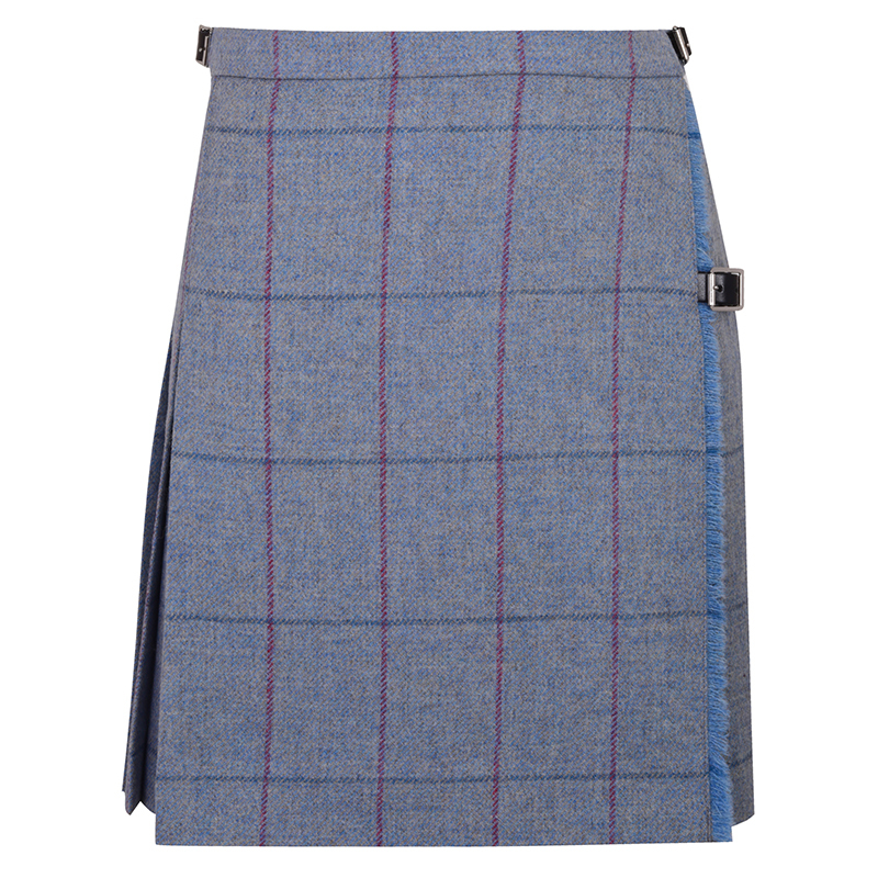 Tweed Mini Kilt