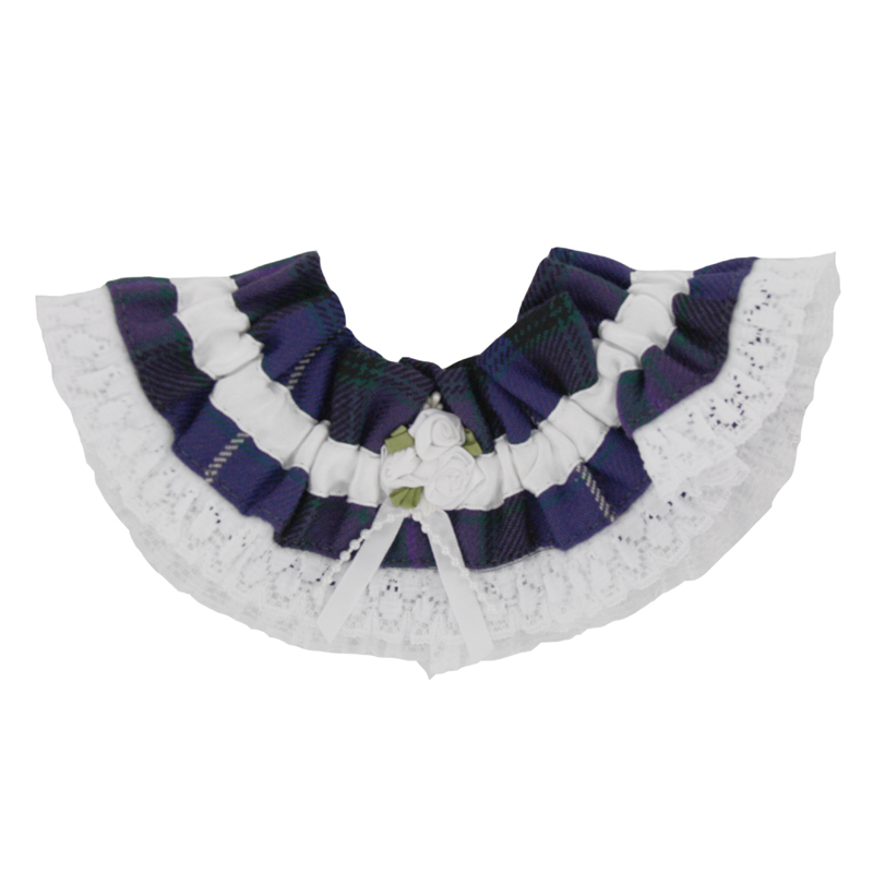 Pride of Scotland Plaid Garter