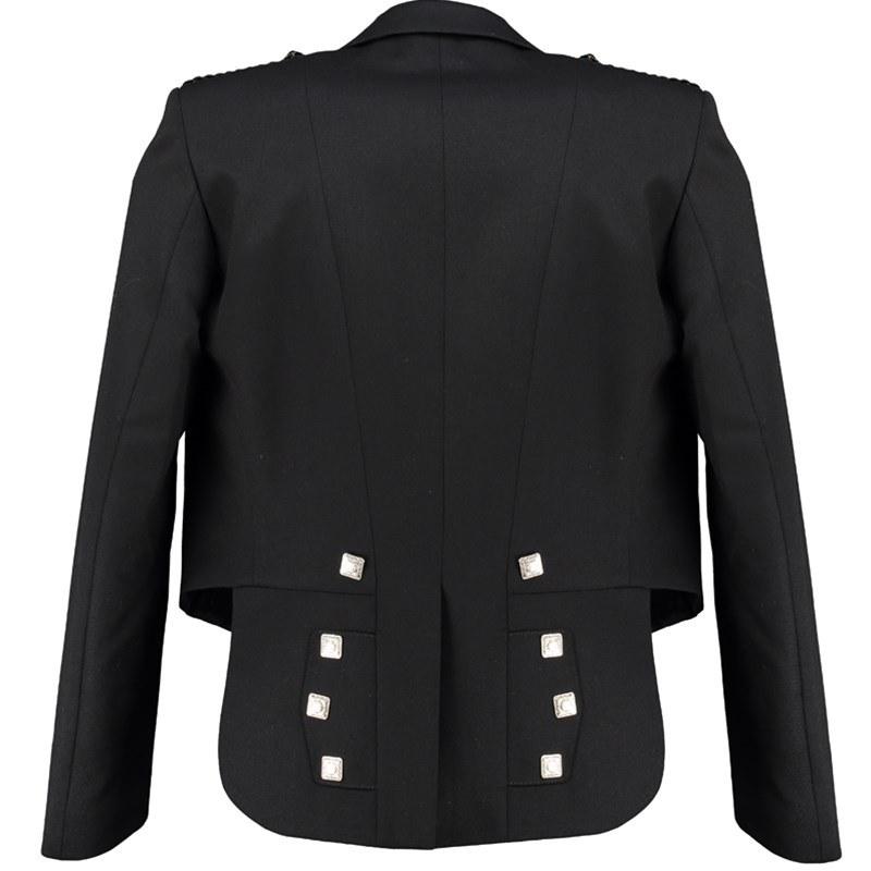 Prince Charlie Jacket Waistcoat Back