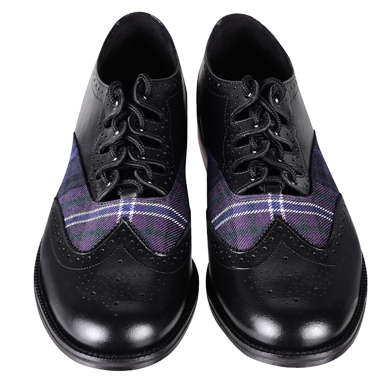 Men's Plaid Kilt Shoes in Scotland Forever