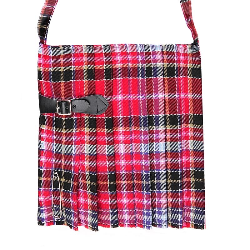 La sacoche de kilt écossaise