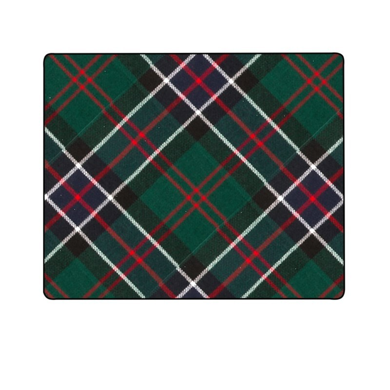 Tartan Tablemats in Sinclair Hunting Modern