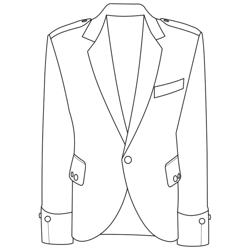 Tartan Argyll Jacket