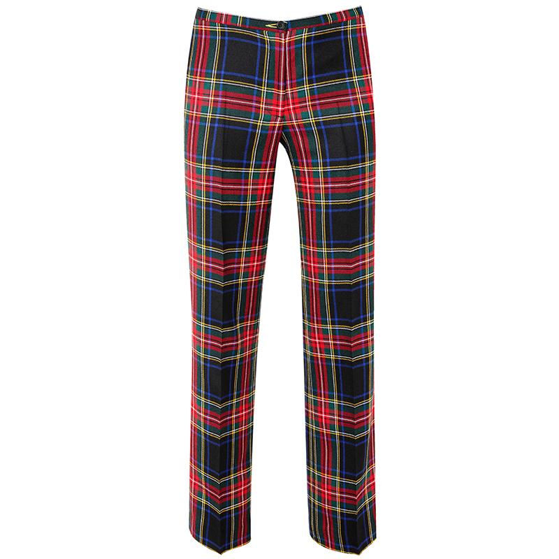 Tailleur Più Tartan Pantaloni In Scotlandshop Tartans 500 wqSxzBda