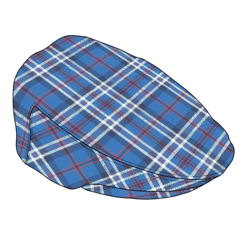 aede3f61f Tartan Flat Cap | Up to 500 Tartans | ScotlandShop