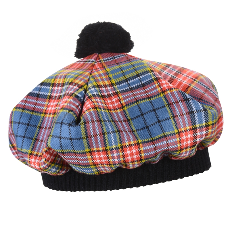 Béret Ecossais (Tartan Tam) in Ogilvie of Airlie Ancient