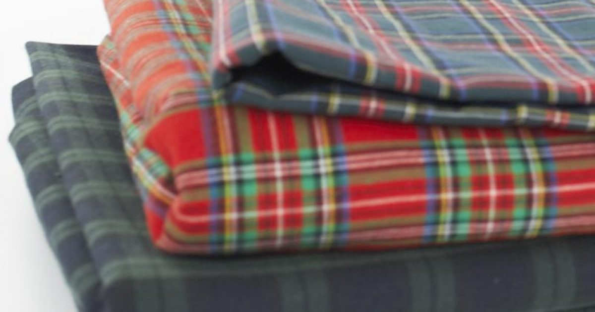 100% Cotton Tartan Fabric | Up to 500 Tartans