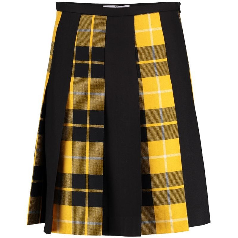 Striped Tartan Skirlt in Barclay Dress Modern