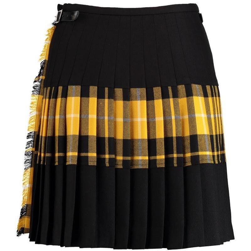 Barclay Dress Modern Skirlt Back