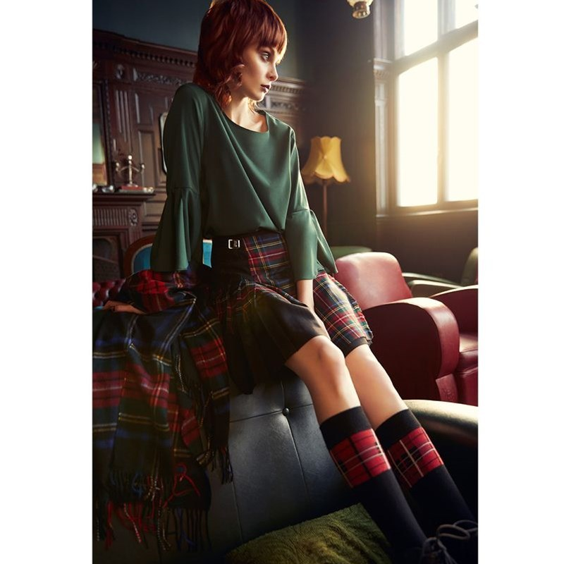 Barclay Dress Modern Skirlt Lifestyle