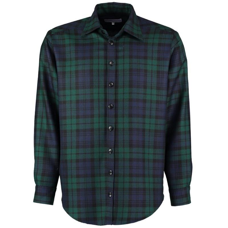 Men's Tartan Shirt