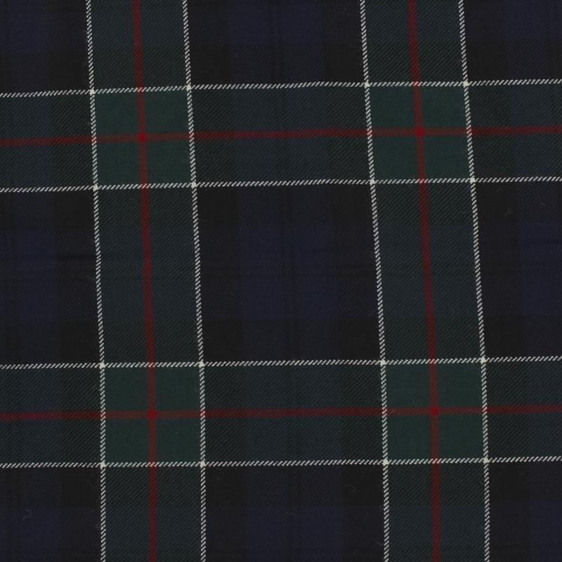 Tartan Fabric on Sale in Colquhoun Modern