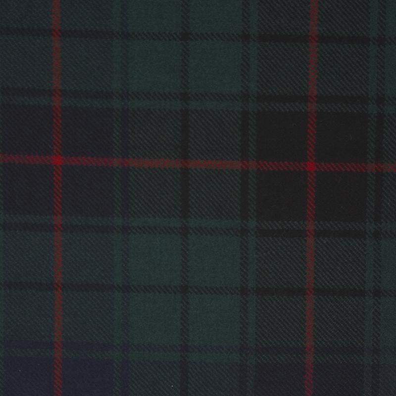 Tartan Fabric on Sale in Davidson Clan Modern